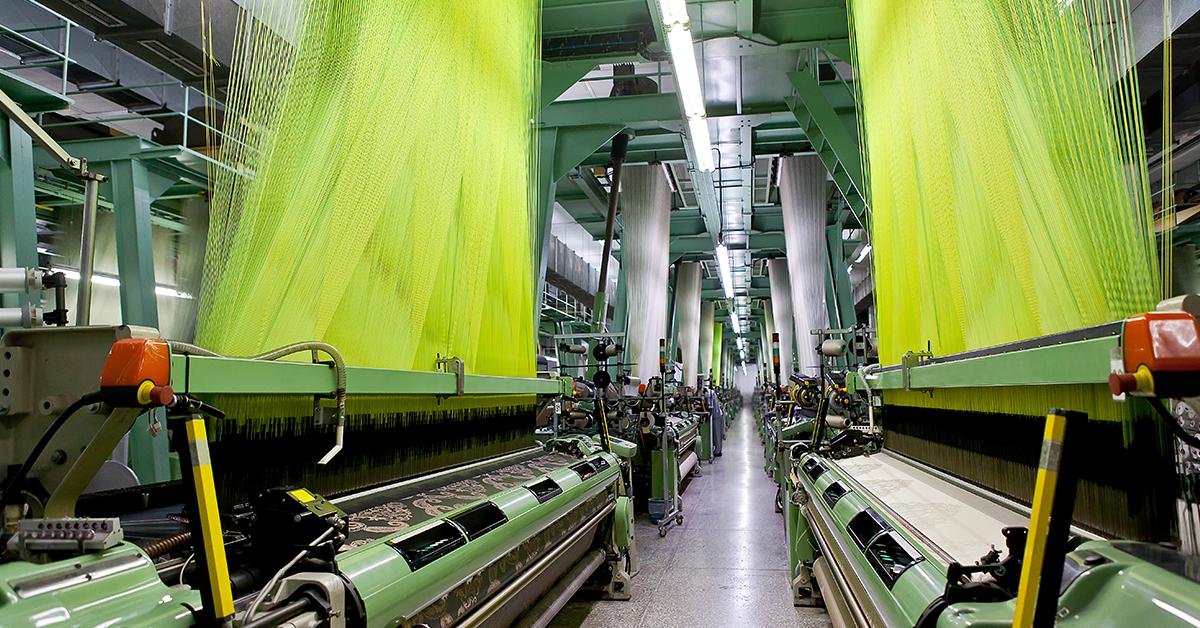 Antimicrobianos na fabricação de tecidos