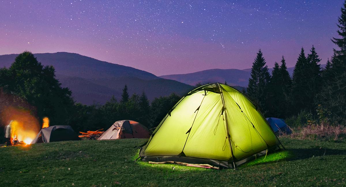 Vantagens do Nylon 70 na confecção de barracas de camping