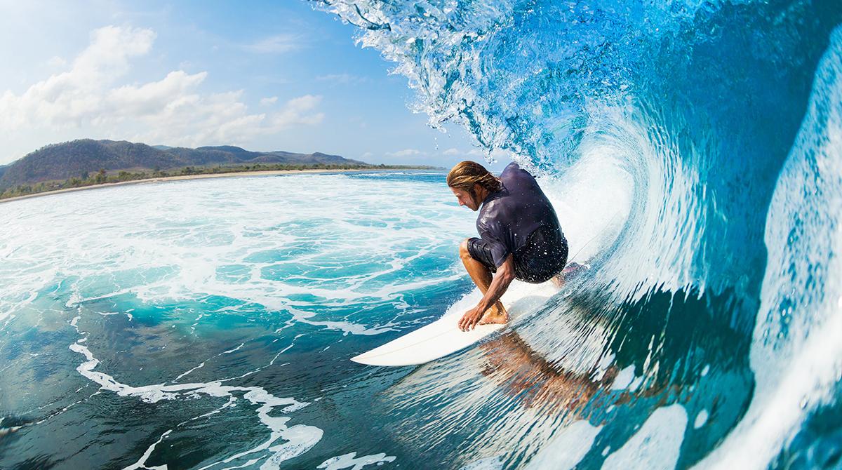 Microtel: Mais estilo para bermudas da Linha Surfwear